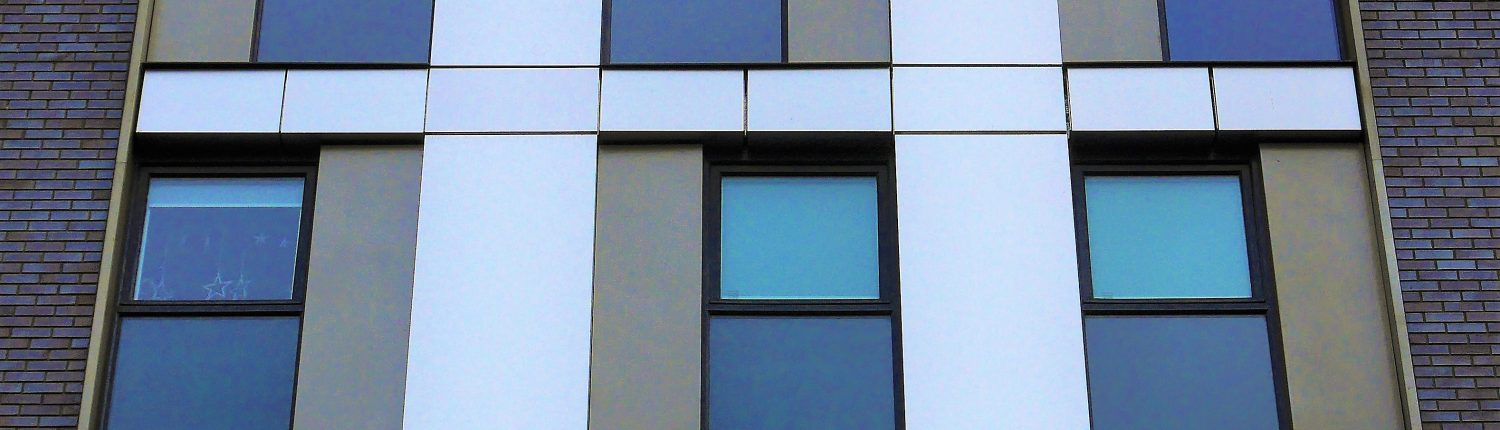 Aluminium Cladding replacement